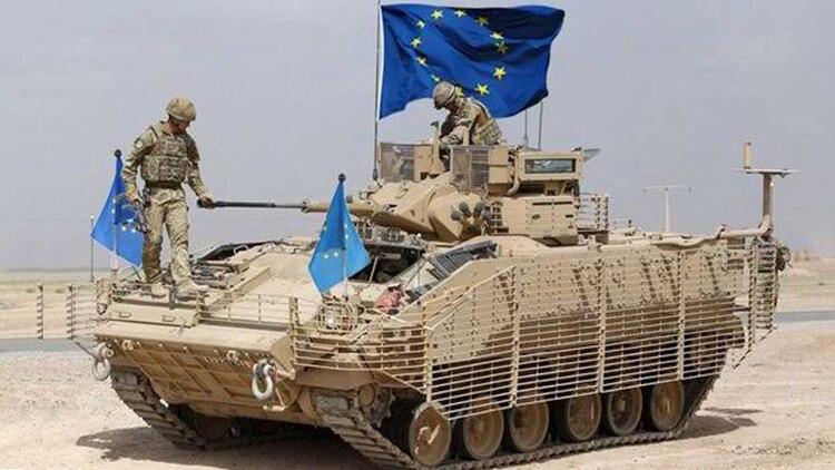 El objetivo es lograr independencia estratégica en cuestiones de defensa. Archivo DEF.