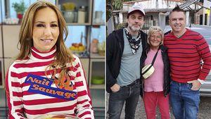 """Analía Franchín le agradeció a Gastón Pauls por la ayuda a su hermana adicta: """"Pasamos jornadas extensas sin saber si la encontraríamos en una zanja"""""""