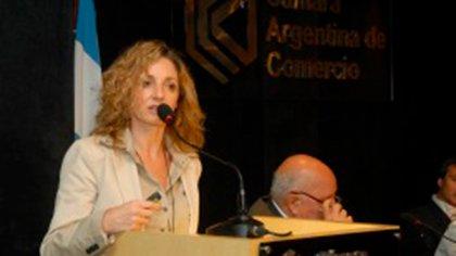 Silvina Reyes también ejerció el cargo de directora de CACE (Cámara Argentina de Comercio Electrónico).