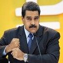 Nicolás Maduro anunció el lanzamiento de Petro hace cuatro meses. (Ministerio de Comunicación e Información de Venezuela)