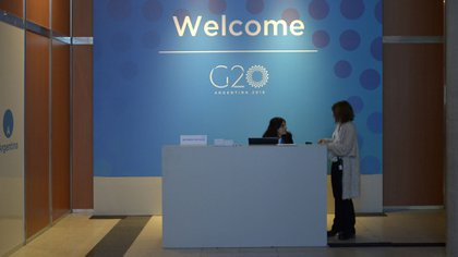 Argentina organiza por primera vez la cumbre del G20 (Gustavo Gavotti)