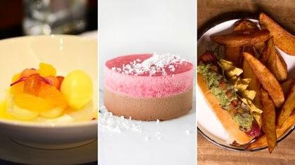 Pulpo, Mousse y Pancho vegano, un menú para todos los gustos elaborado por expertos chefs