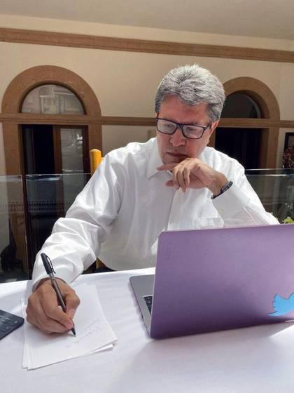 Monreal indicó que la oposición pidió tiempo para analizar la propuesta (Foto: Cortesía)
