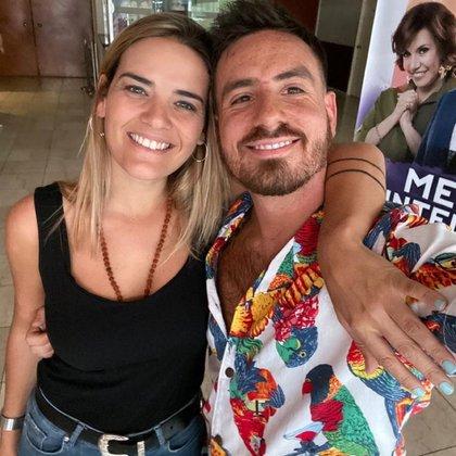Mica y Vázquez y Fede Bal compartieron temporada teatral