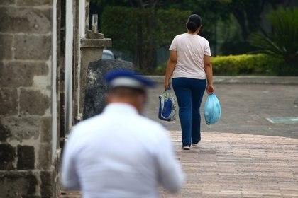 Según las autoridades federales, el regreso a las actividades será ordenado y responsable (Foto: REUTERS/Edgard Garrido)