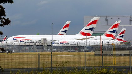 British Airways (Shutterstock)