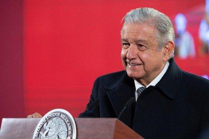 Dossier médical d'AMLO (Photo: Présidence du Mexique)