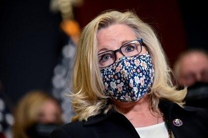 """Según la congresista, Trump ha """"engañado"""" a millones de estadounidenses """"que solo han escuchado sus palabras, pero no la verdad"""". REUTERS/Erin Scott/File Photo"""