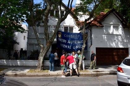 La casa de Gaspar Campos hoy