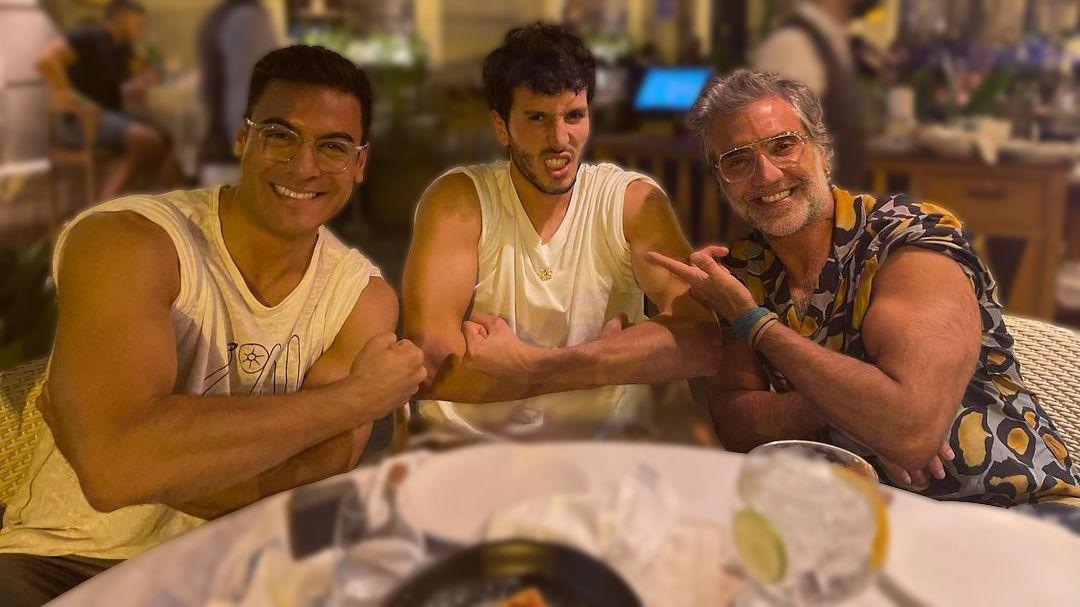 Carlos Rivera - Sebastián Yatra - Alejandro Fernández