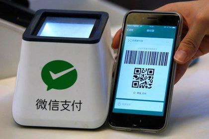 """WeChat, uno de los """"reyes"""" del QR chino"""