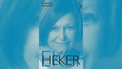 """En 2016 se editaron los """"Cuentos reunidos"""" de Liliana Heker"""
