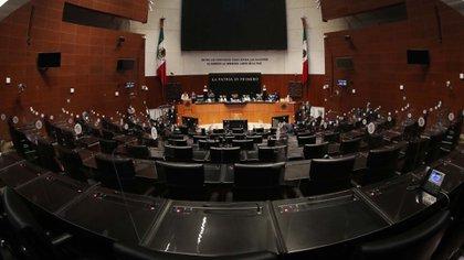 Morena y sus aliados acumulan 70 de los 128 escaños en el Senado, conformando así una supermayoría en la Cámara Alta (Foto: Cortesía Senado mexicano)