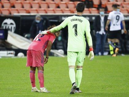 Real Madrid suma 16 puntos en ocho jornadas (Reuters)