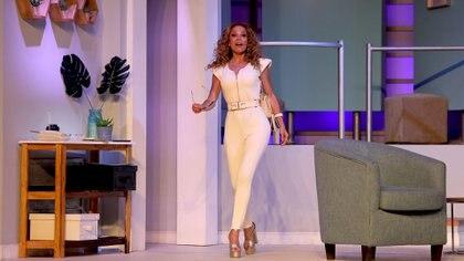 Tras su paso por el reality Masterchef Celebrity, Iliana Calabró volvió a las tablas con esta comedia en Villa Carlos Paz