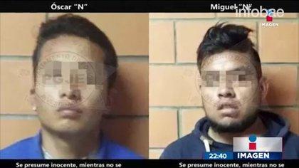 """Los dos detenidos confesaron el crimen y dijeron que su jefa los tenía """"hasta la madre"""""""