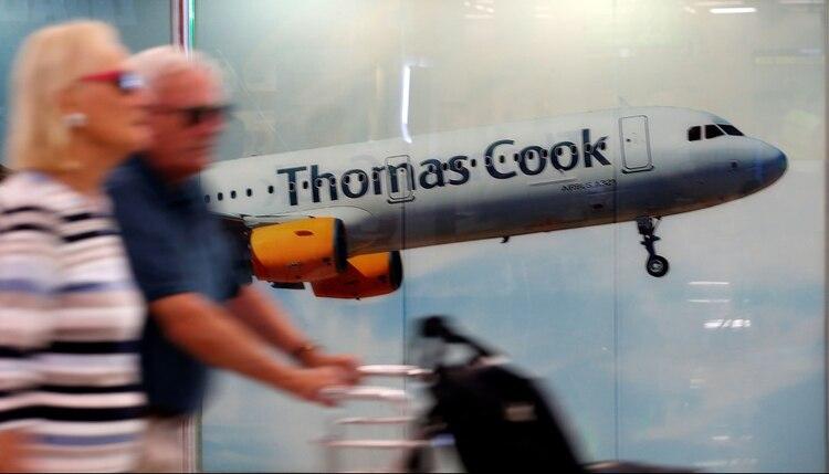 Pasajeros en el aeropuerto de Mallorca (Reuters)