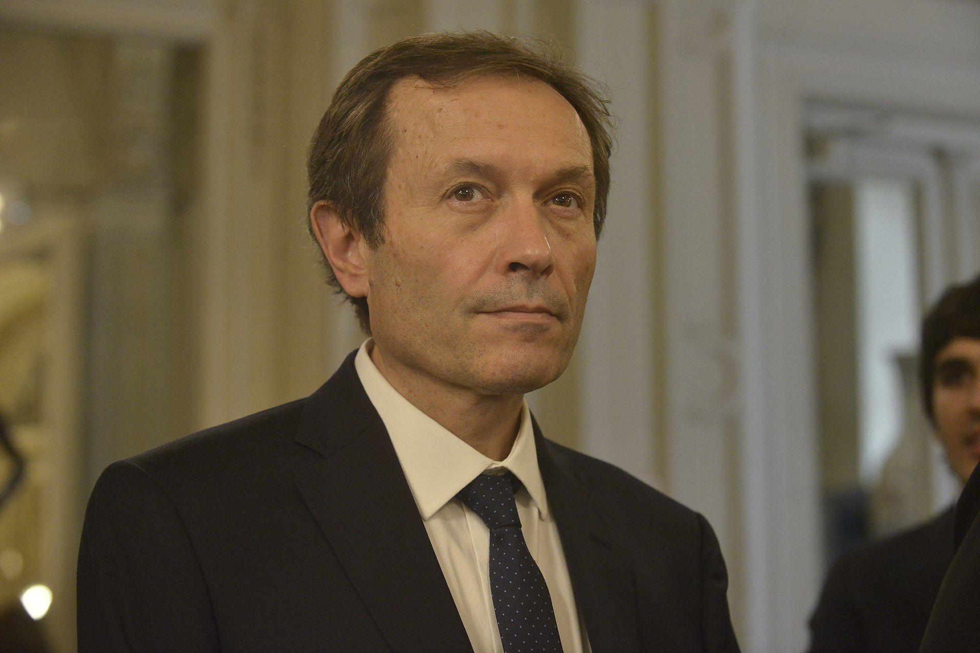 El mandato de Gustavo Béliz en el Consejo durará, en principio, cinco años (Gustavo Gavotti)