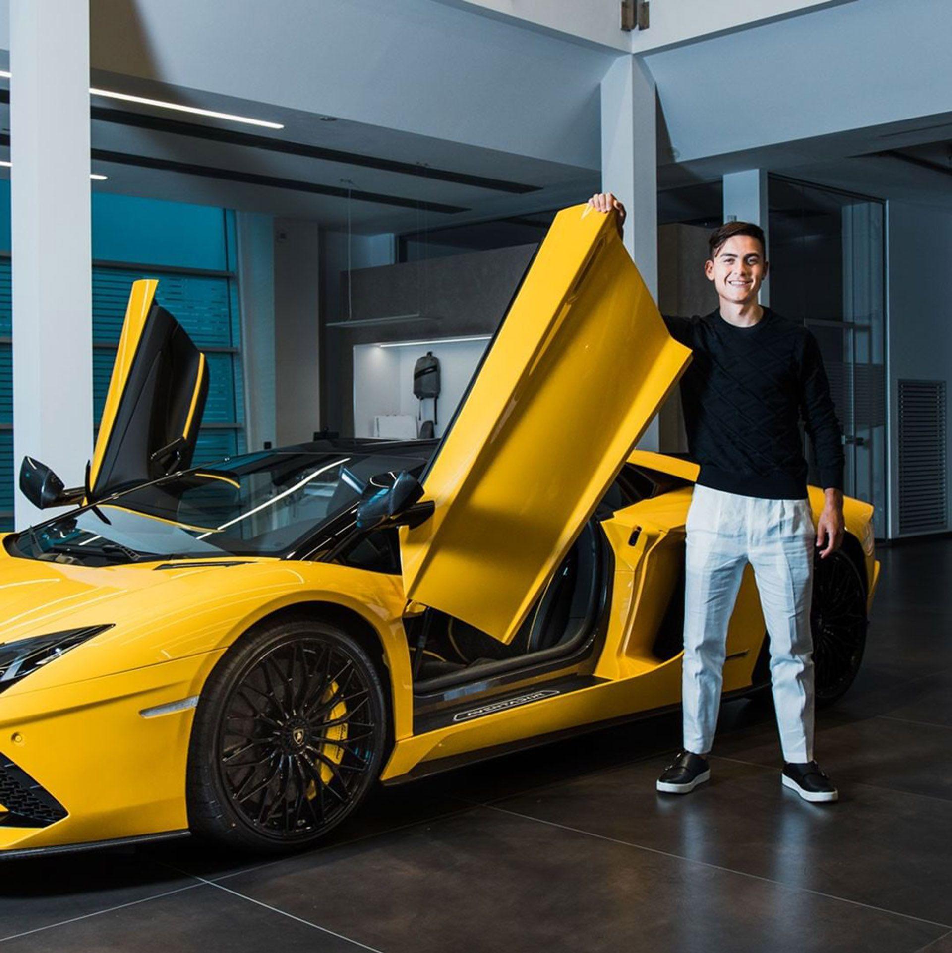 Lamborghini Dybala