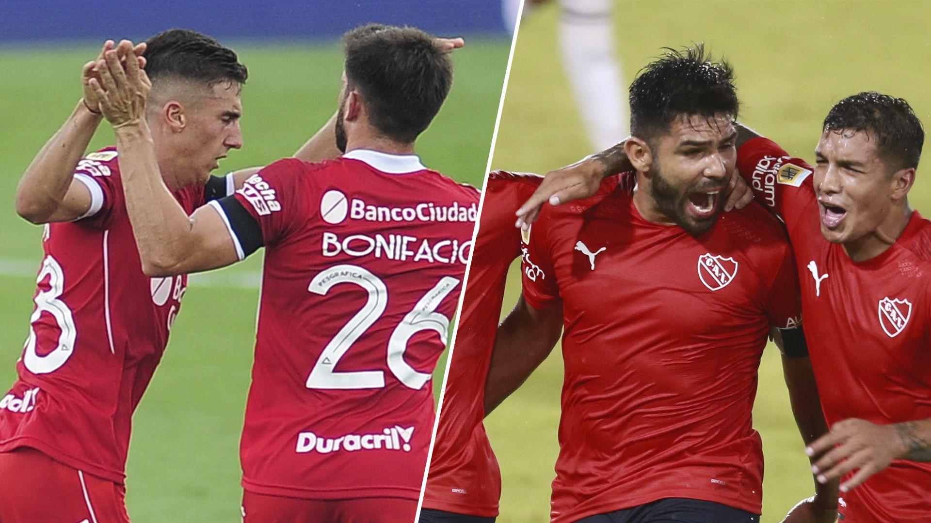 Huracán - Independiente