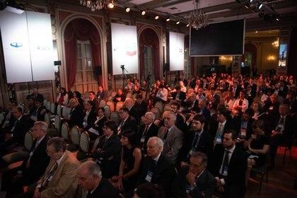 El tradicional evento empresario se desarrolló en el Hotel Alvear