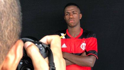 El club le puso precio al jugador de 16 años: 30 millones de euros