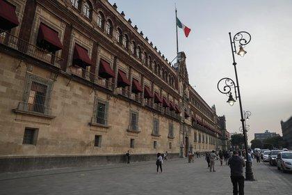 Tan solo unas calles separan las acciones del crimen con la sede del poder (Foto: Archivo)