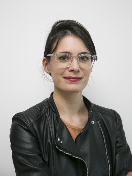 Melina Masnatta, directora ejecutiva y una de las fundadoras de Chicas en Tecnología