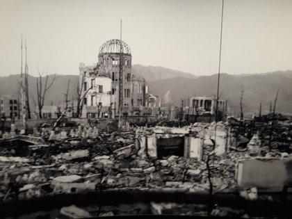 La destrucción fue total (Foto: Cynthia Talavera / Infobae)