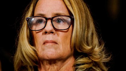 Christine Blasey Ford (Reuters)