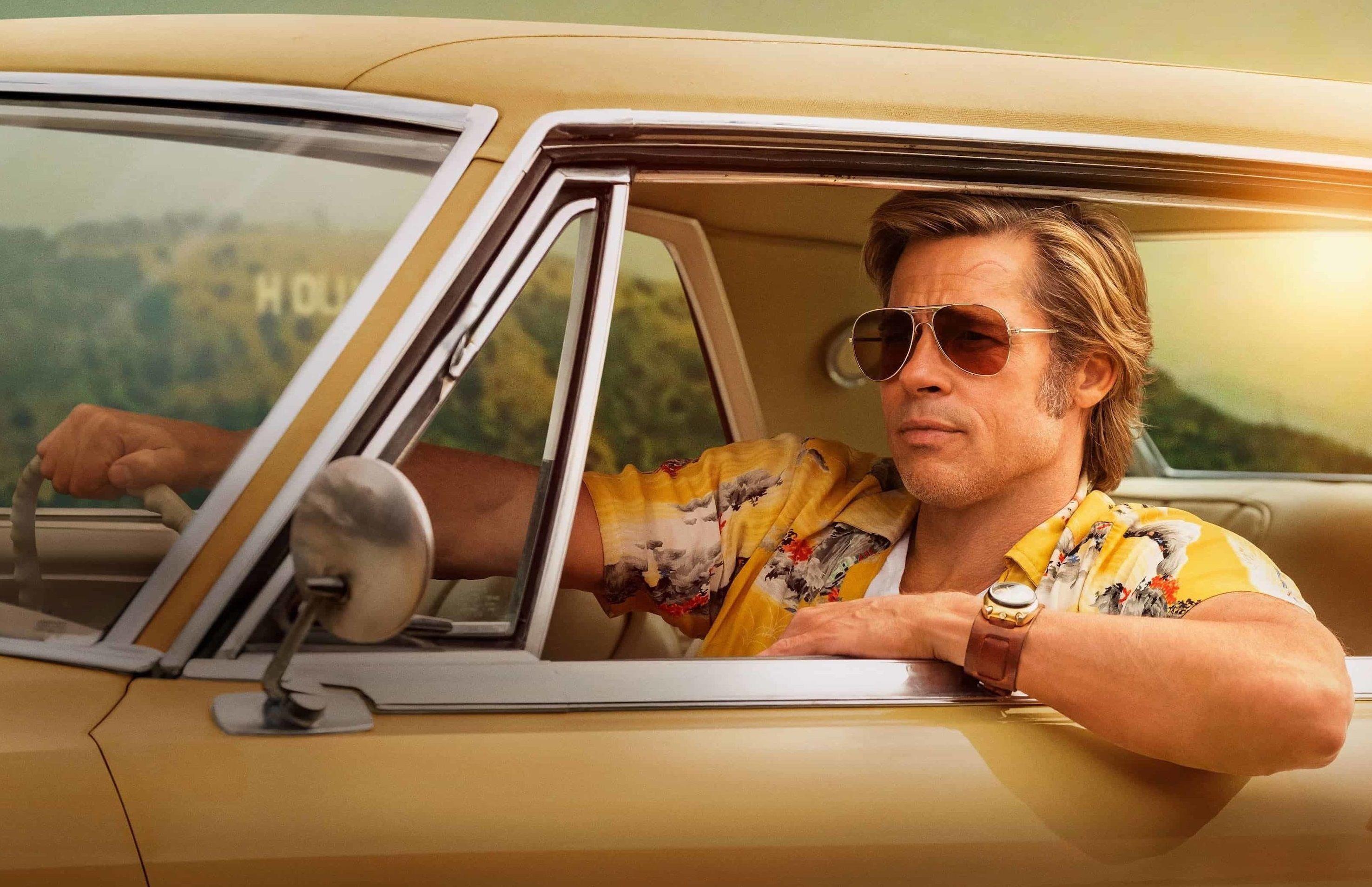 """Brad Pitt ganó un Oscar por su papel como Cliff Booth en """"Había una vez en Hollywood"""". (SONY PICTURES)"""