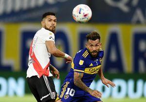 Cómo formarían Boca y River en sus partidos de la Libertadores antes de cruzarse por la Copa de la Liga