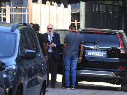 El juez Claudio Bonadio ordenó liberar a Pochetti y Gellert (foto Maximiliano Luna)