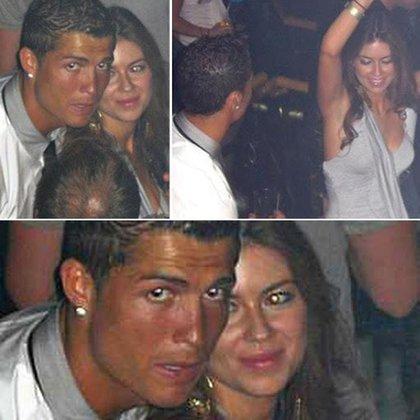 Fotos de la noche del 13 de junio del 2009, antes de la supuesta violación