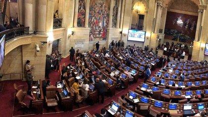 Senado de Colombia estudiará proyecto integral contra la corrupción, presentado por el Presidente Iván Duque. / Archivo Infobae