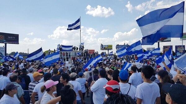 Resultado de imagen para nicaragua marchas