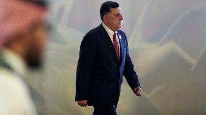 Fayez Al Sarraj (Reuters)