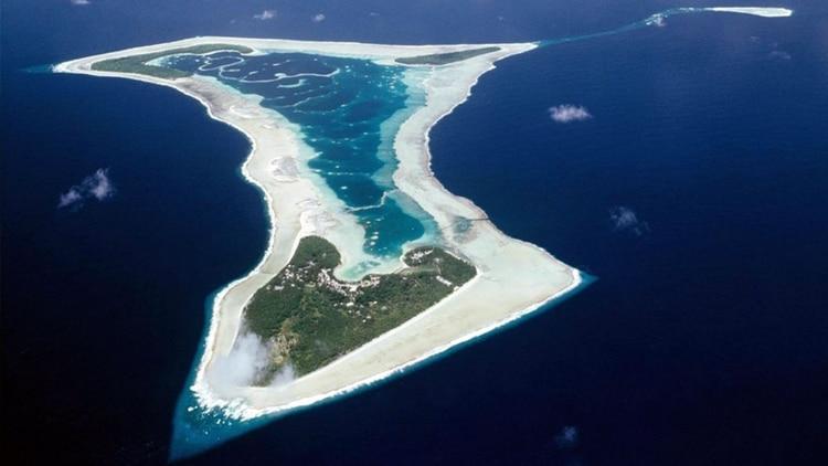 Archipiélago de Chagos (Reuters)