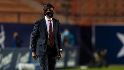 Leonel Rocco aseguró que los señalamientos realizados por el club originario de Coahuila solo fueron hechos para desviar la atención Rocco (Foto: Cortesía/ Atlético de San Luis)