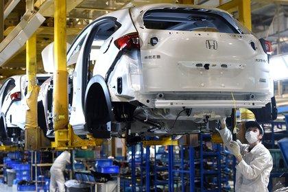 La empresa de origen japonés frenará dicha producción a partir del 23 de marzo. (Foto: Reuters)