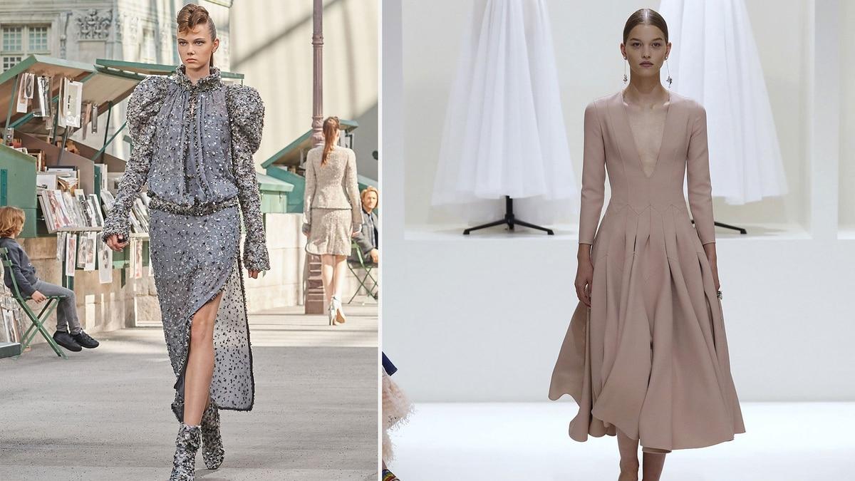 d2c303dfe4 Chanel vs Dior: quién presentó la mejor colección de alta costura - Infobae
