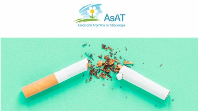 Solo el 10% de la población en Argentina busca ayuda médica para dejar de fumar