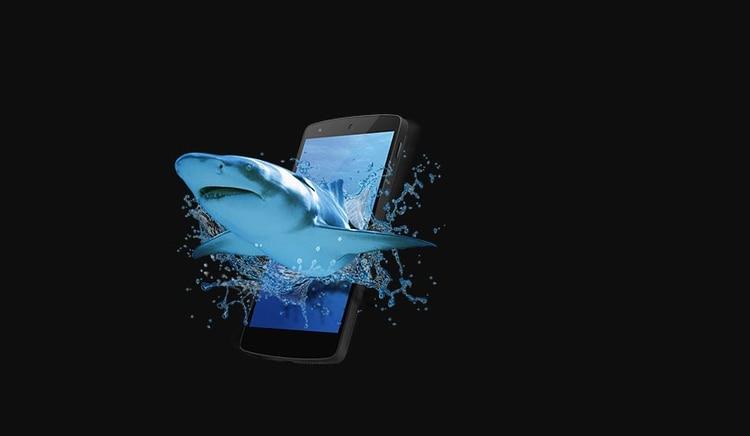 El film permite generar un efecto 3D al contenido que se reproduce desde el móvil