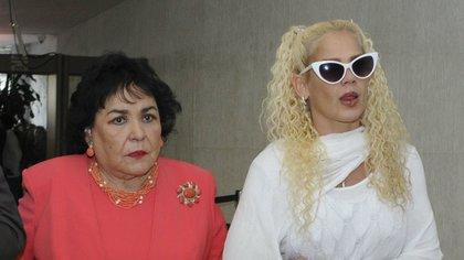 Niurka se comunicó con Carmen Salinas (Foto: cuartoscuro.com)