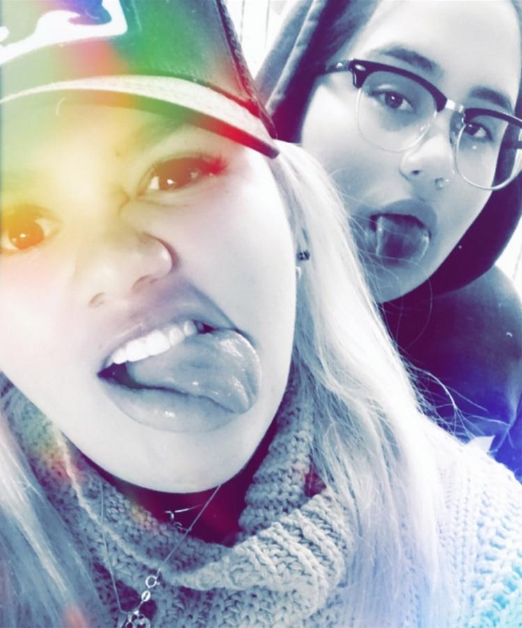 Morena y Rocío Rial dejaron atrás sus diferencias y, con divertidas fotos, volvieron a mostrarse juntas (Foto: Instagram)