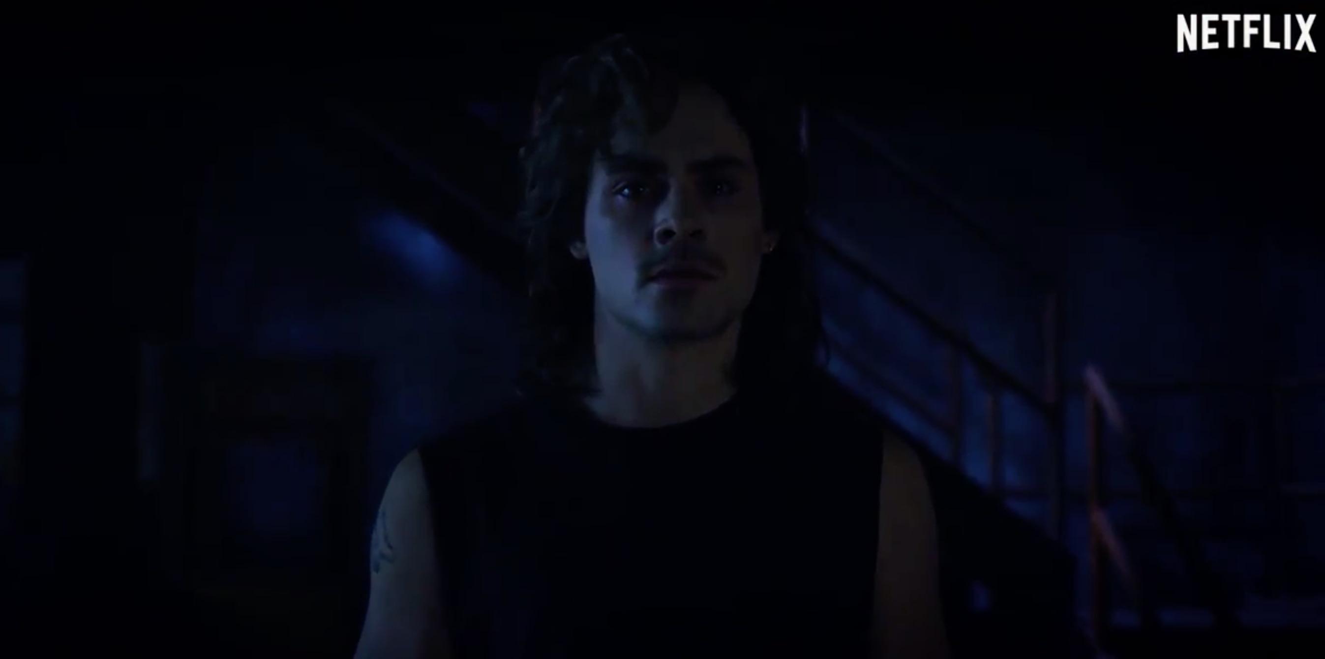 En el avance se presume que Billy, hermanastro de Max, interpretado por Dacre Montgomery, será el nuevo huésped del antagonista (Foto: Netflix)