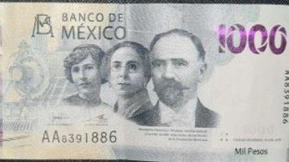 Un billete que apenas fue lanzado en 2020 ya se cotiza en internet en 10,000 pesos