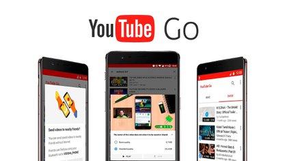 YouTube Go permite disminuir el consumo de datos.