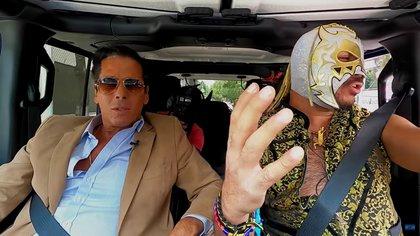 No es la primera vez que ambos influencers se reúnen. (Foto: Captura de Pantalla/ Youtube Peluche en el Estuche)