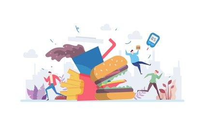 ACTION es el primer estudio internacional que investiga las barreras para el manejo de la obesidad (Shutterstock)